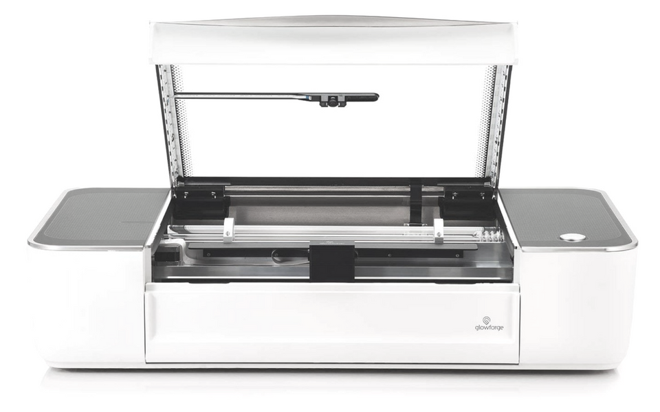 Glowforge 3D Laser Printer Now Available To Create Intricate Designs