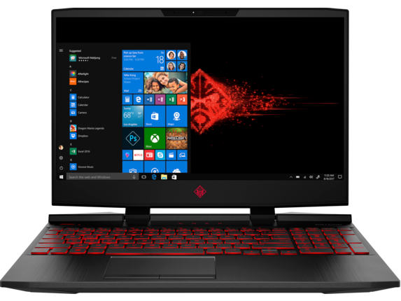 HP Omen 15 Review 2018
