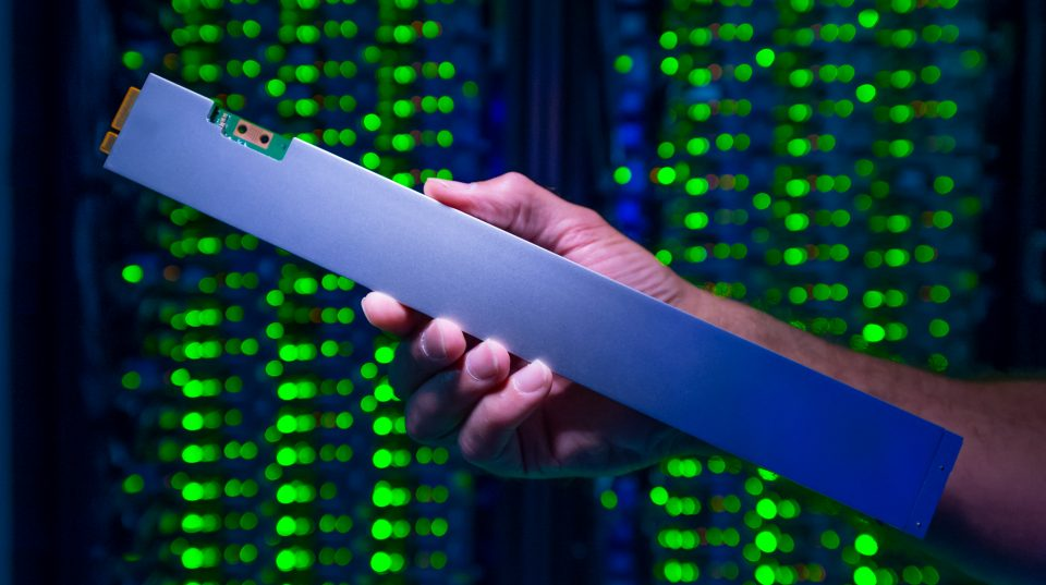World's Densest SSD