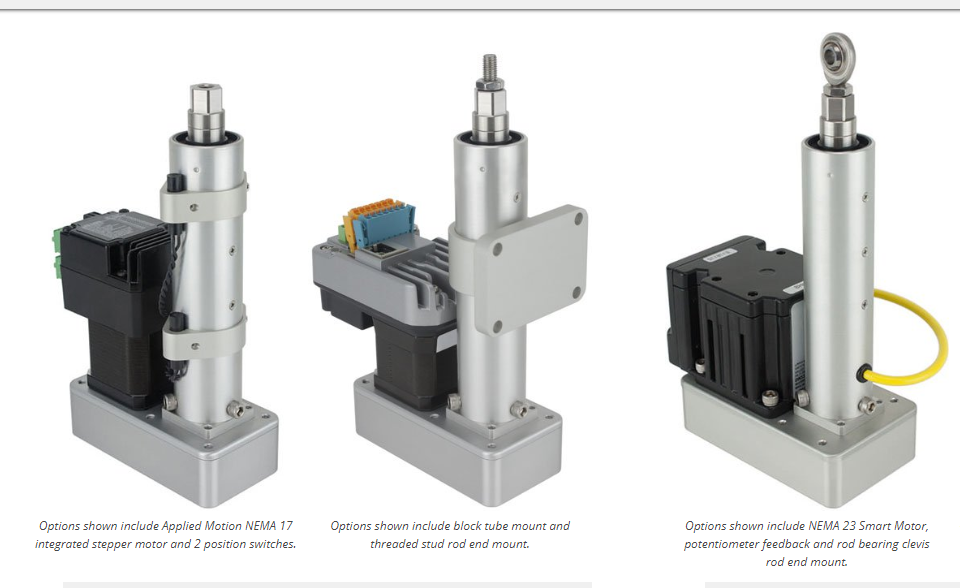 Linear Actuator Basics & Progressive Automation Work