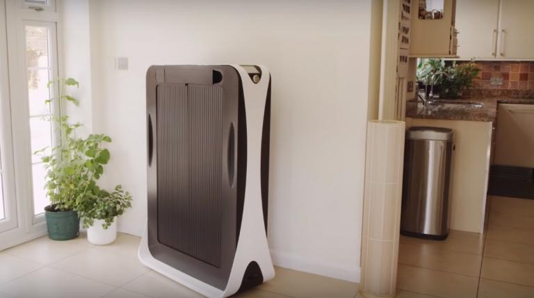 Meet Robotic Ironing Machine Effie