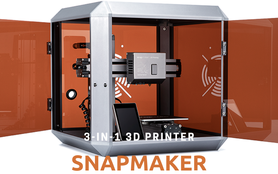 snapmaker 3d printer review