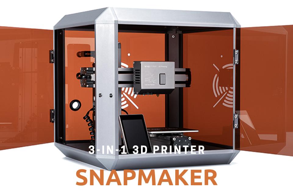 snapmaker 3d printer review