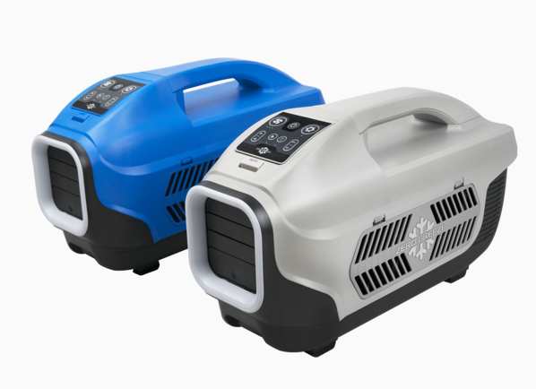 Zero Breeze The World's Portable Air Conditioner
