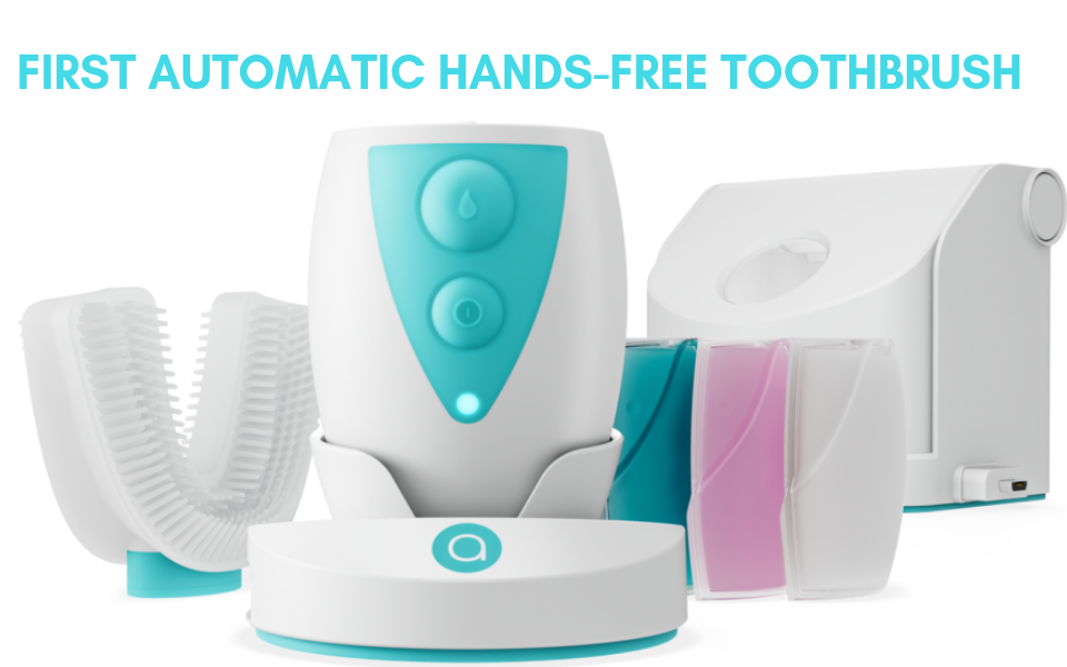 Amabrush Review: First Automatic Hands-Free Toothbrush