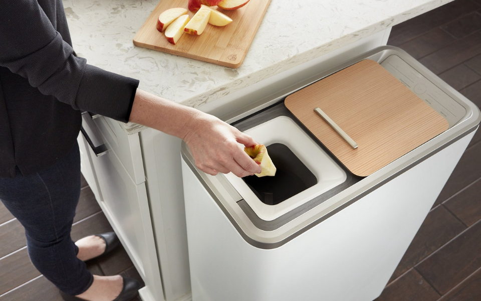 Zera Food Recycler: Turns Waste Food Into Fertilizer