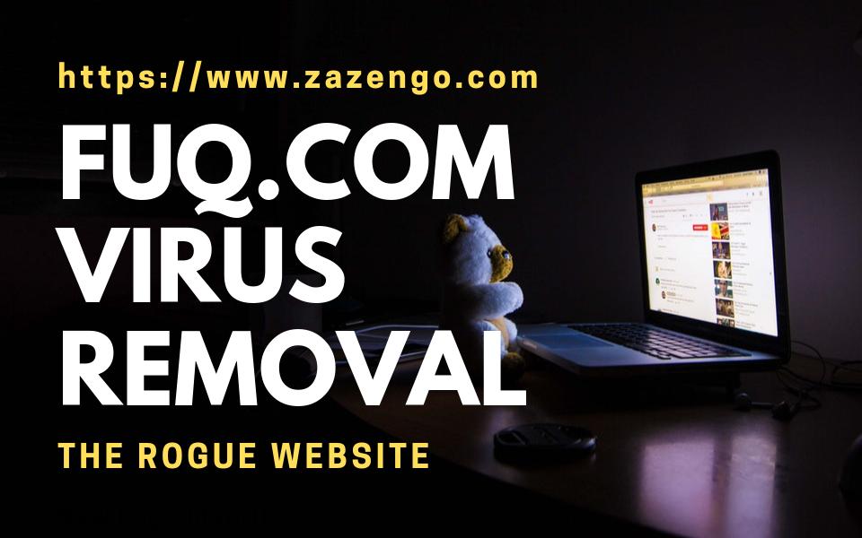 Fuq.Com Virus Removal