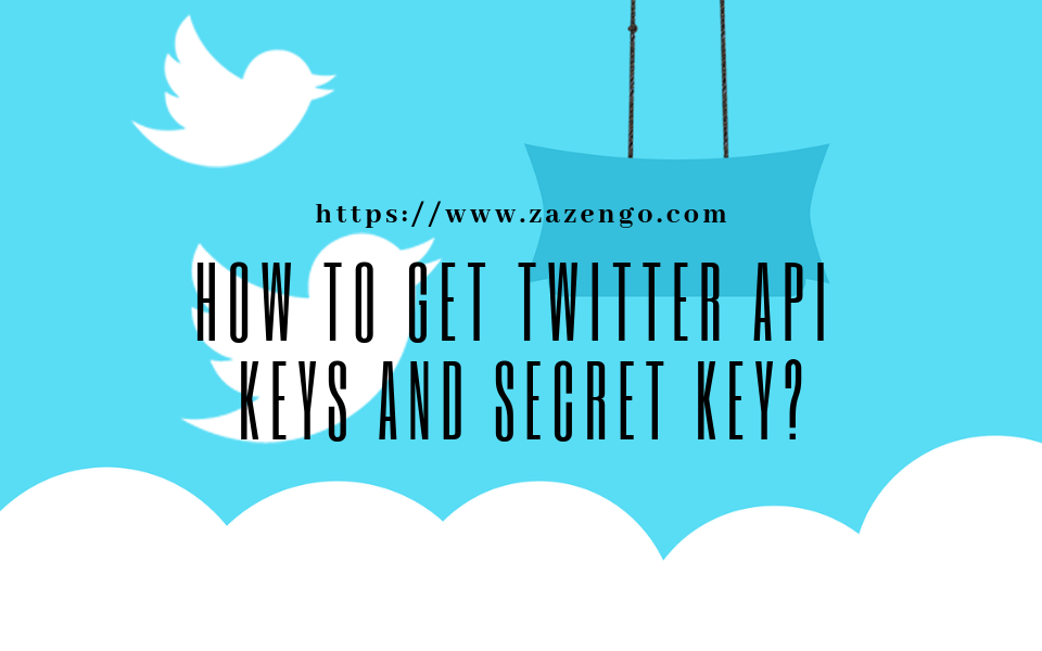 How To Get Twitter API Keys And Secret Key?