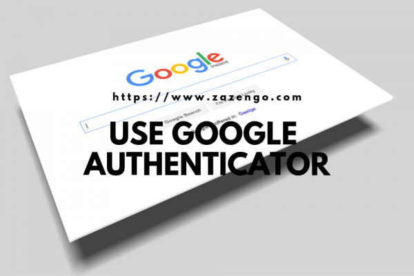 Use Google Authenticator