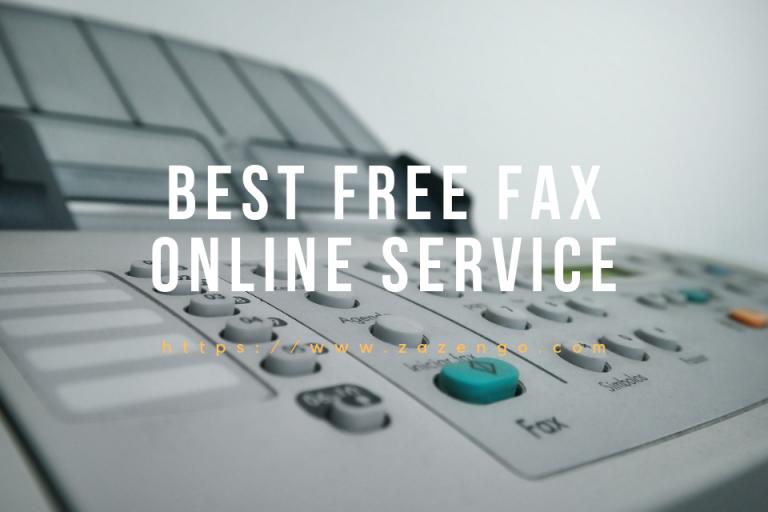 best free fax online Service