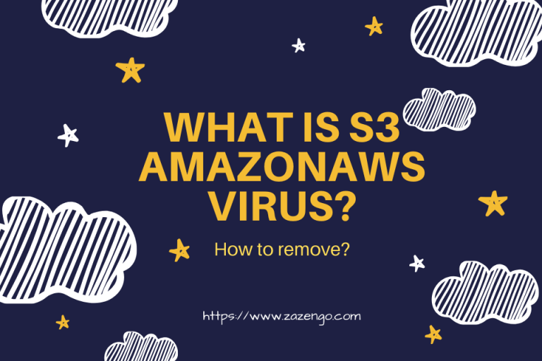 What is s3 Amazonaws Virus?