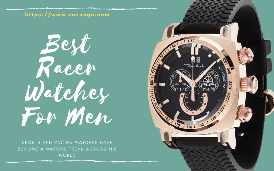 Best Racer Watches For Men of 2020