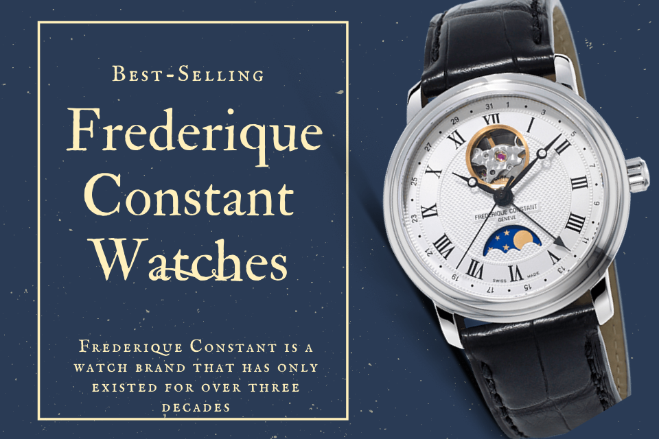 Best-Selling Frederique Constant Watches